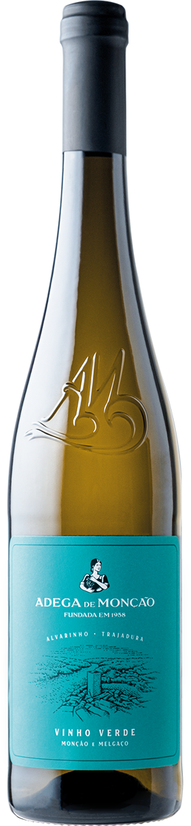 adega de moncao vinho verde new label