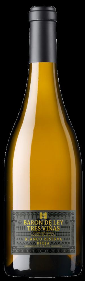 Blanco Reserva Tres Viñas Baron de Ley