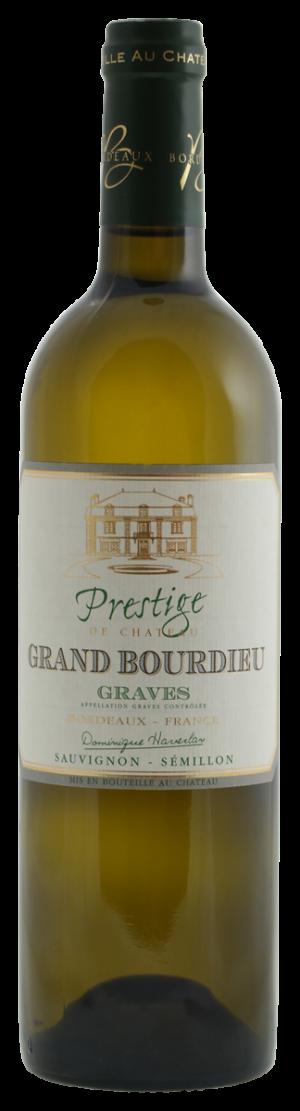 Grand Bourdieu Prestige Bordeaux Blanc