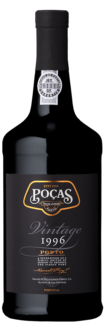 poças port vintage 1996