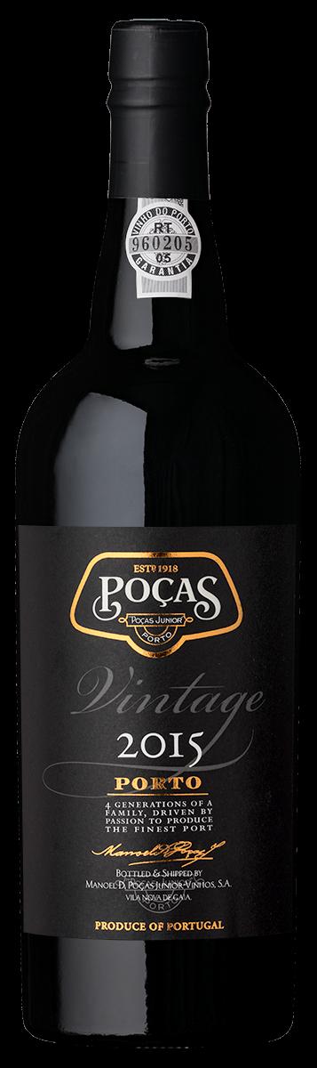 poças port vintage 2015